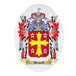 Mescill Oval Ornament