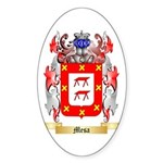 Mesa Sticker (Oval 50 pk)