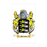 Mervyn Sticker (Rectangle 50 pk)