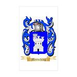 Mertsching Sticker (Rectangle 50 pk)