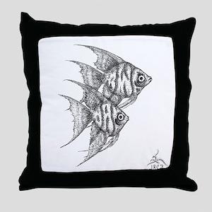 10x10_apparel_fizh Throw Pillow