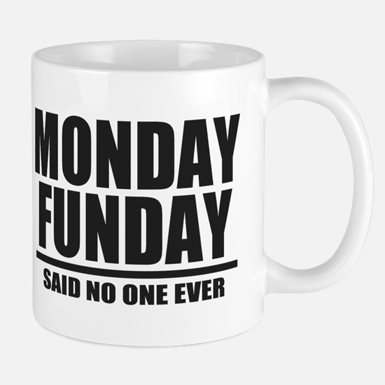 Monday Funday Mugs