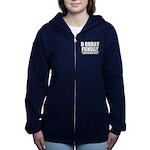 Monday Funday Women's Zip Hoodie