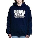 Monday Funday Women's Hooded Sweatshirt