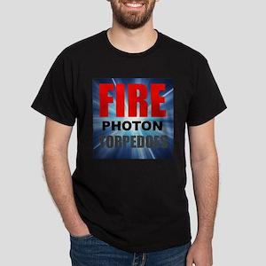 Fire Photon Torpedoes T-Shirt