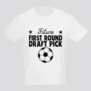 Future First Round Draft Pick Soccer T-Shirt
