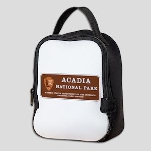 Acadia National Park, Maine Neoprene Lunch Bag