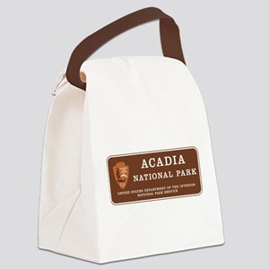 Acadia National Park, Maine Canvas Lunch Bag