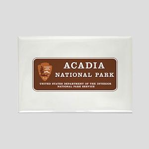 Acadia National Park, Maine Rectangle Magnet