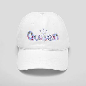 Queen fabric 09 Cap