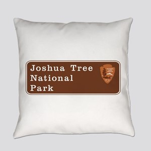 Joshua Tree National Park, Califor Everyday Pillow