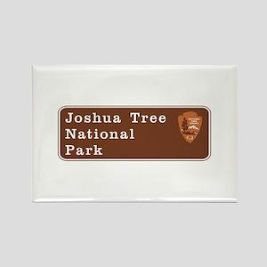 Joshua Tree National Park, Califo Rectangle Magnet