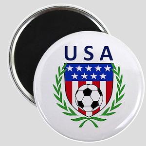 USA Soccer Crest Magnets