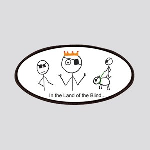 Land of the Blind Patch