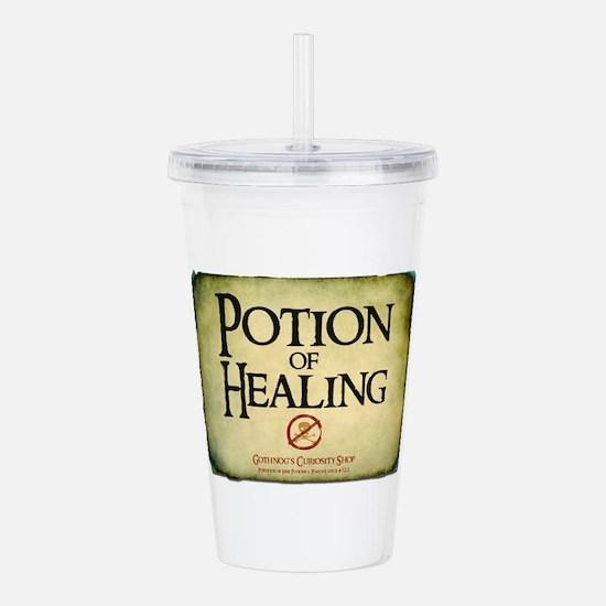 Potion of Healing - Acrylic Double-wall Tumbler