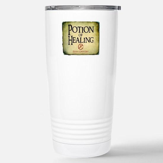 Potion of Healing - Stainless Steel Travel Mug