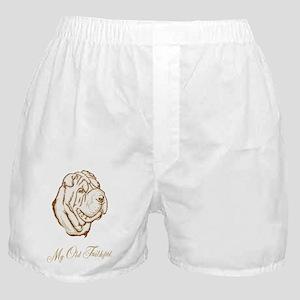 Chinese Shar-Pei Boxer Shorts