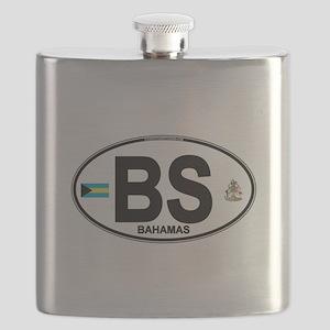 bahamas-oval Flask