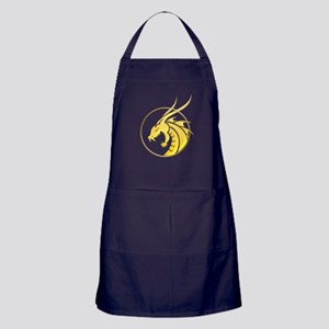 Dragon Logo Apron (dark)