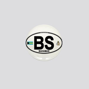 bahamas-oval Mini Button