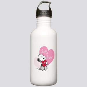 Snoopy - Hugs and Kiss Stainless Water Bottle 1.0L