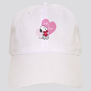 Snoopy - Hugs and Kisses Cap