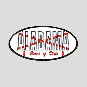 Alabama Drk P Patch