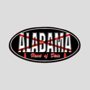 Alabama Drk Pb Patch