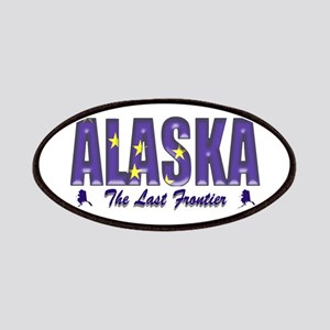 Alaska Drk P Patch