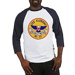 USS KLONDIKE Baseball Jersey