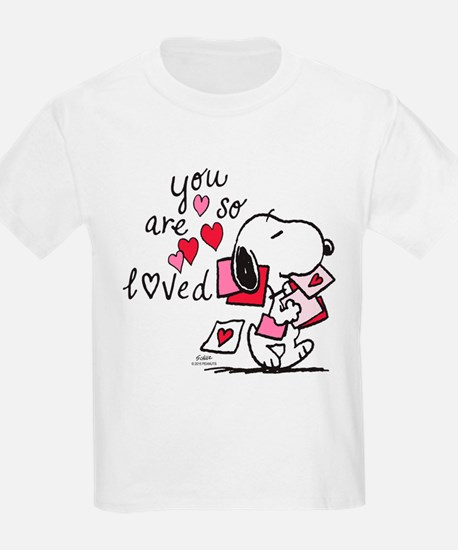 Snoopy - You Are So Loved T-Shirt