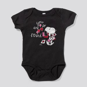 Snoopy - You Are So Loved Baby Bodysuit