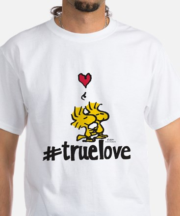 Woodstock - TrueLove White T-Shirt