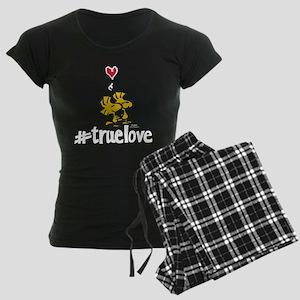 Woodstock - TrueLove Women's Dark Pajamas
