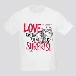 Peanuts - Surprise Love Kids Light T-Shirt