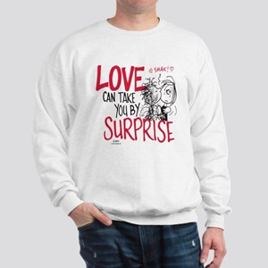 Peanuts - Surprise Love Sweatshirt