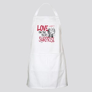 Peanuts - Surprise Love Apron