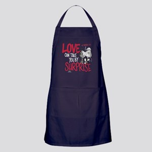 Peanuts - Surprise Love Apron (dark)