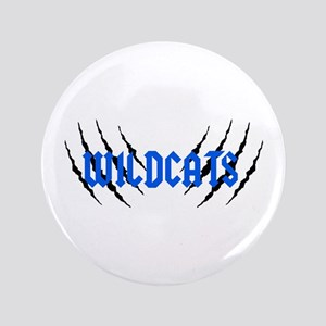 Wildcats Claw Marks Button
