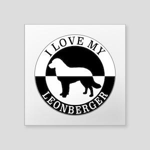 Leonberger Sticker