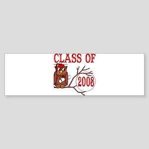 Class Of 2008 - Bumper Sticker
