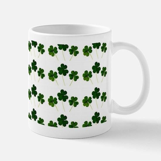 st patricks day shamrocks Mugs