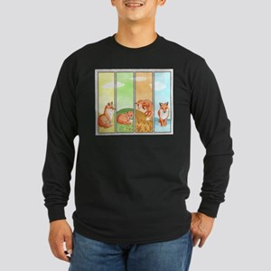 Season of the Foxes Long Sleeve T-Shirt
