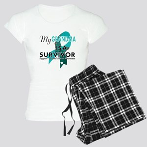 my grandma is a survivor- support cervical cancer
