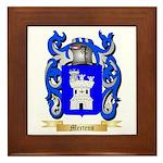 Mertens Framed Tile