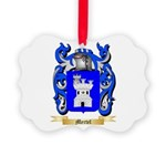 Mertel Picture Ornament
