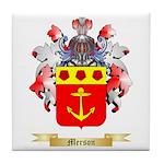 Merson Tile Coaster