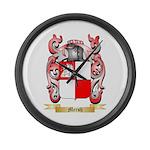 Mersh Large Wall Clock