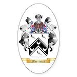 Merriman Sticker (Oval 10 pk)