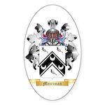 Merriman Sticker (Oval 50 pk)